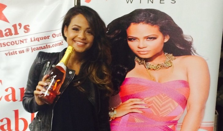 Cupid's Pulse Article: Christina Milian Talks New Reality TV Show, Viva Diva Wines and the Status of Her Love Life