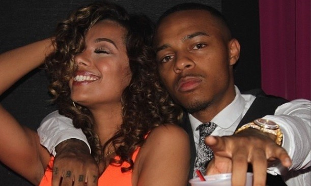 Cupid's Pulse Article: Bow Wow and Erica Mena Are Engaged After Dating 6 Months