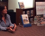 Reality TV Star & Cookbook Author Kathy Wakile Hosts Book Signing at Cabo in Rockville Centre