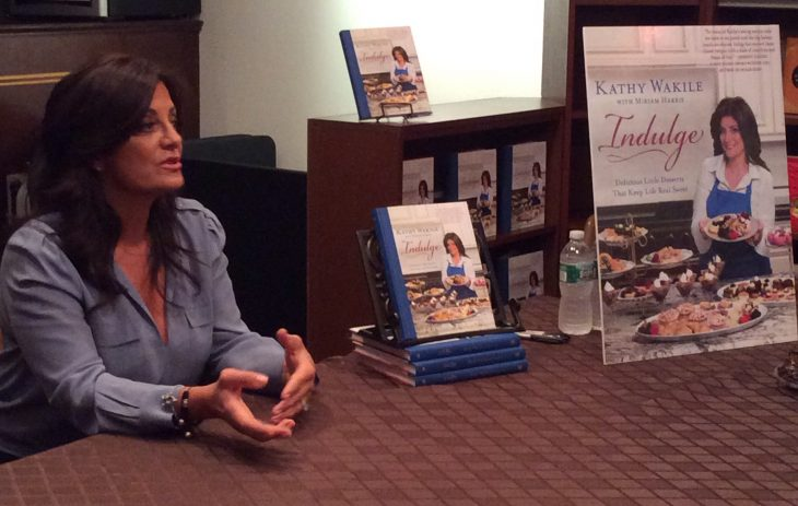 Cupid's Pulse Article: Reality TV Star & Cookbook Author Kathy Wakile Hosts Book Signing at Cabo in Rockville Centre