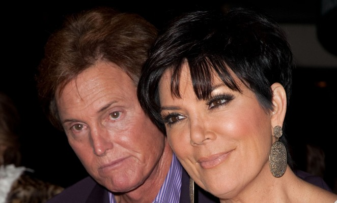 Kris Jenner is livid after Bruce Jenner stepped out with her longtime BFF. Photo: Allen Berezovsky / PR Photos