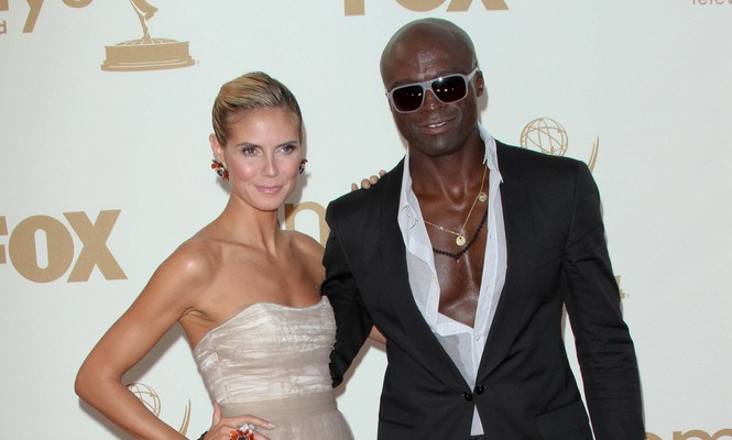 Cupid's Pulse Article: Heidi Klum and Seal Finalize Divorce After Two Years