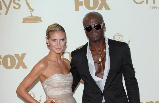 Celebrity Couples Who Co-Parent: Heidi Klum and Seal