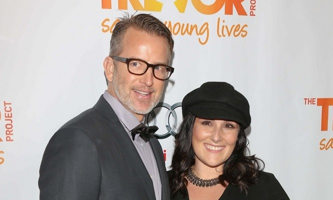 Cupid's Pulse Article: Ricki Lake Files for Divorce From Christian Evans