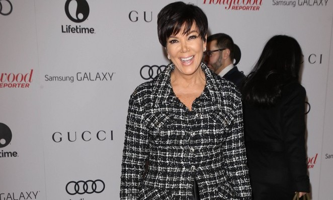 Cupid's Pulse Article: Kris Jenner Gets Cozy with New Celebrity Love Corey Gamble at Kim Kardashian's B-Day