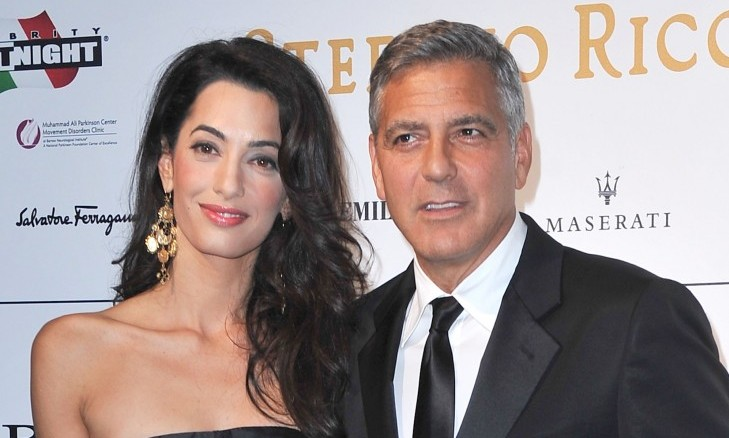 Cupid's Pulse Article: George Clooney and Amal Alamuddin Honeymoon in England