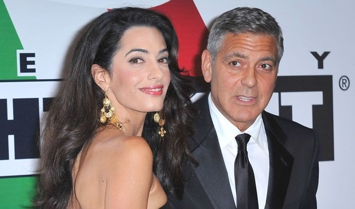Cupid's Pulse Article: Amal Alamuddin Changes Name to Amal Clooney