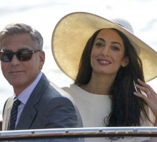 Find Out About George & Amal Clooney's First Week as Celebrity Parents