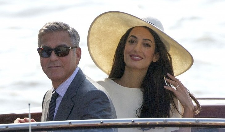 Cupid's Pulse Article: Find Out About George & Amal Clooney's First Week as Celebrity Parents
