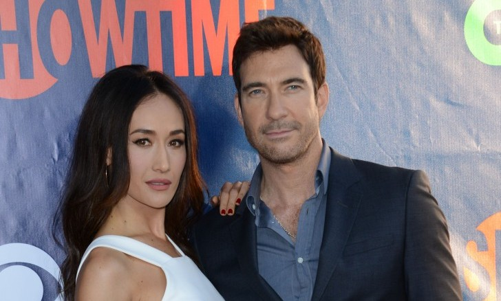 Cupid's Pulse Article: 'Stalker' Stars Dylan McDermott and Maggie Q Are Dating