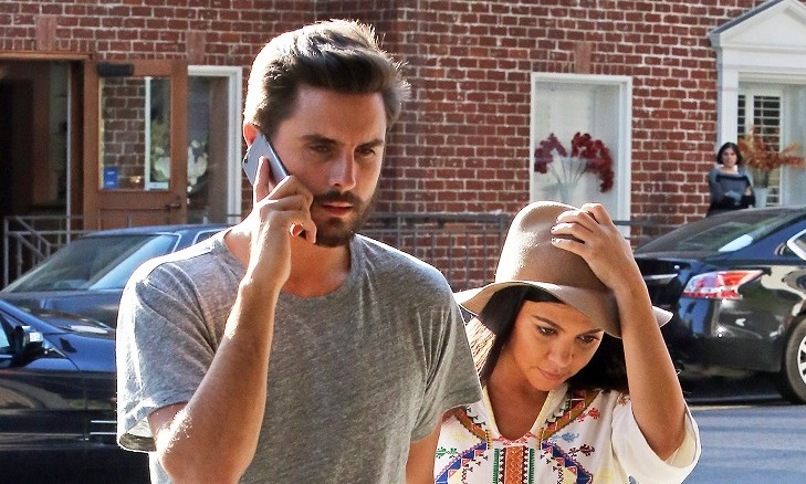 Cupid's Pulse Article: Kourtney Kardashian Confronts Khloe About Partying with Scott Disick