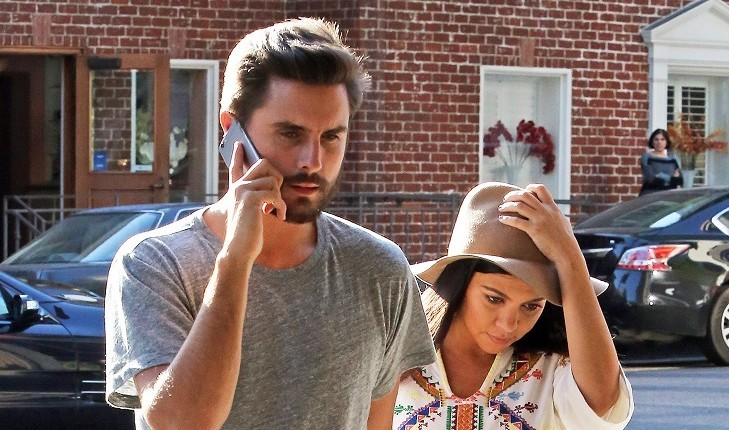 Cupid's Pulse Article: Celebrity News: Scott Disick Cries in Trailer for New Episode of 'KUWTK'