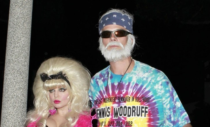 Cupid's Pulse Article: 5 Celebrity Couples Who Dress Up For Halloween