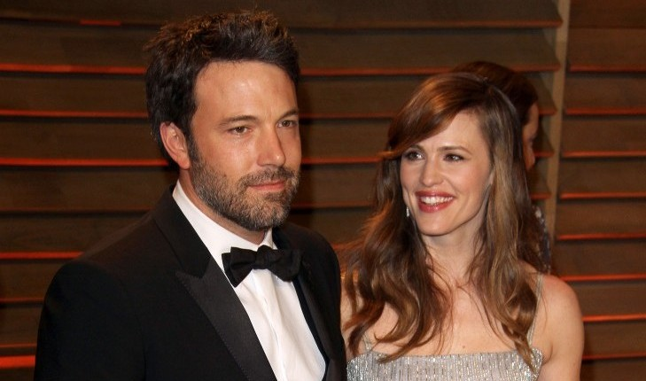 Cupid's Pulse Article: Celebrity Exes Ben Affleck and Jennifer Garner Bring Kids to Orlando for His Birthday