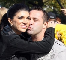 Celebrity News: Joe Giudice Reunites with Teresa & Four Daughters in Italy