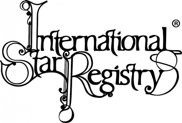 The International Star Registry.