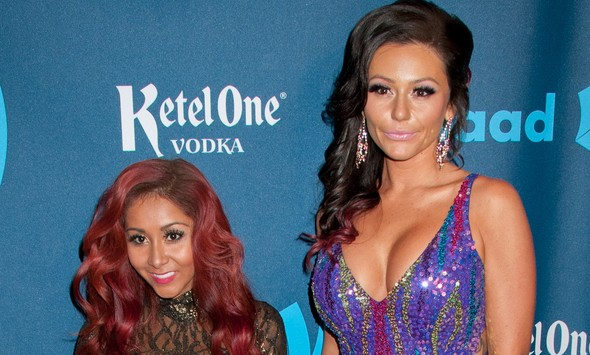 Cupid's Pulse Article: JWoww and Snooki's Kids Are Already BFFs