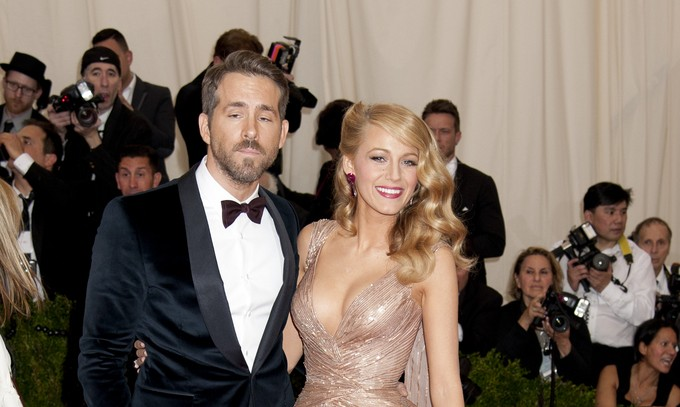 Cupid's Pulse Article: Celebrity Baby News: Blake Lively & Ryan Reynolds Are Expecting Second Child