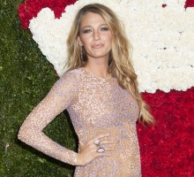 Blake Lively Shares She's Always Wanted Her Celebrity Pregnancy