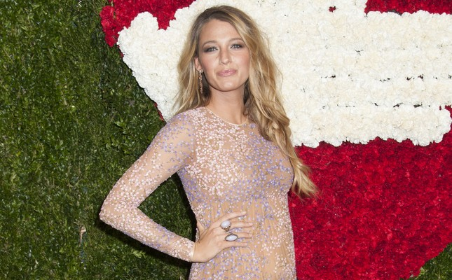 Cupid's Pulse Article: Blake Lively Shares She's Always Wanted Her Celebrity Pregnancy