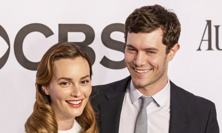 Cupid's Pulse Article: Celebrity Couple Adam Brody & Leighton Meester Joke About 'Seth and Blair Days'