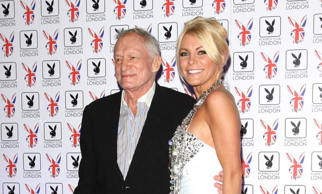 Hugh Hefner and Crystal Harris have a significant age gap. Photo:  Landmark / PR Photos