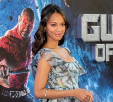 Zoe Saldana Shares Celebrity Baby News: Twin Boys!