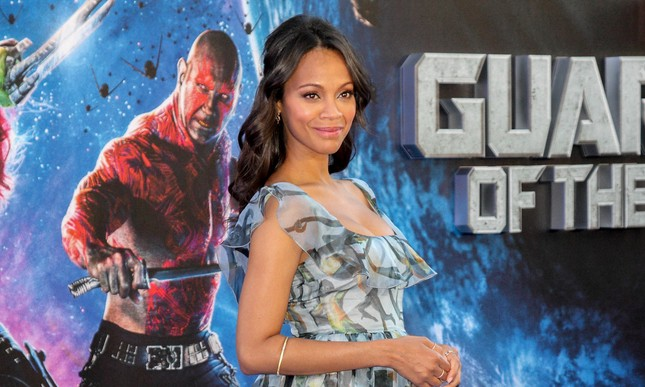 Cupid's Pulse Article: Zoe Saldana Shares Celebrity Baby News: Twin Boys!