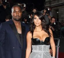 Kanye West Sends a Public Message for Kim Kardashian's Birthday