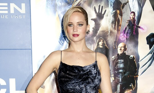 Cupid's Pulse Article: Jennifer Lawrence and Chris Martin Call It Quits
