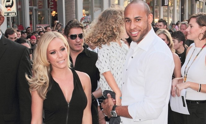 Cupid's Pulse Article: Kendra Wilkinson Gives Husband Hank Baskett Second Chance After Infidelity