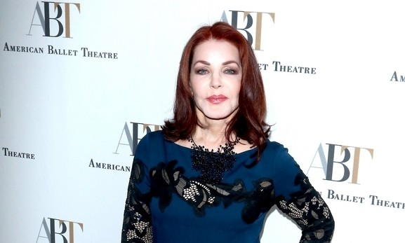 Priscilla Presley was adopted by her mother's second husband. Photo: Winston  Burris / PR Photos