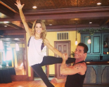'DWTS' Star Antontio Sabato Jr. on Switch-Up Partner Allison Holker: