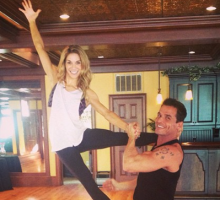 "'DWTS' Star Antontio Sabato Jr. on Switch-Up Partner Allison Holker: ""I Couldn't Ask For Anyone Better!"""
