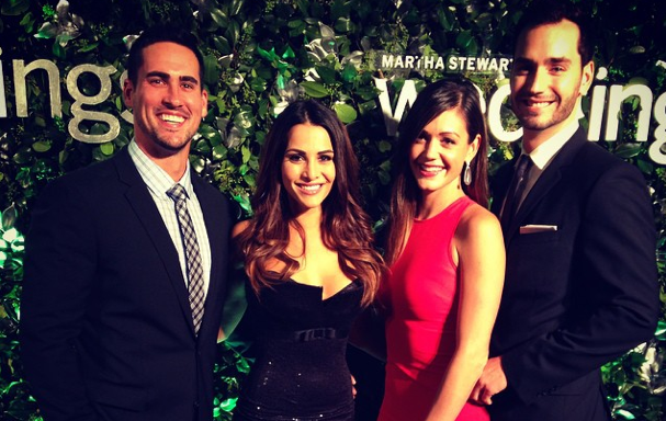 Cupid's Pulse Article: Andi Dorfman Begins Wedding Dress Shopping in NYC