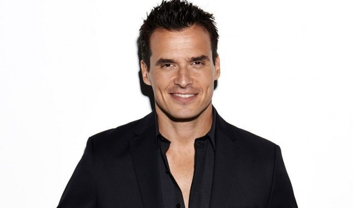 "Cupid's Pulse Article: 'DWTS' Star Antonio Sabato Jr. on Dancing with His Wife: ""It Will Be So Special For Us Both"""