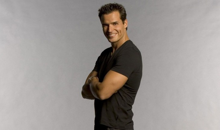 Antonio Sabato Jr. talks about week 5 on 'DWTS.' Photo courtesy of Bellum Entertainment.