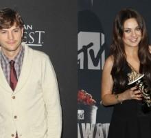 Mila Kunis and Ashton Kutcher Welcome a Celebrity Baby Girl