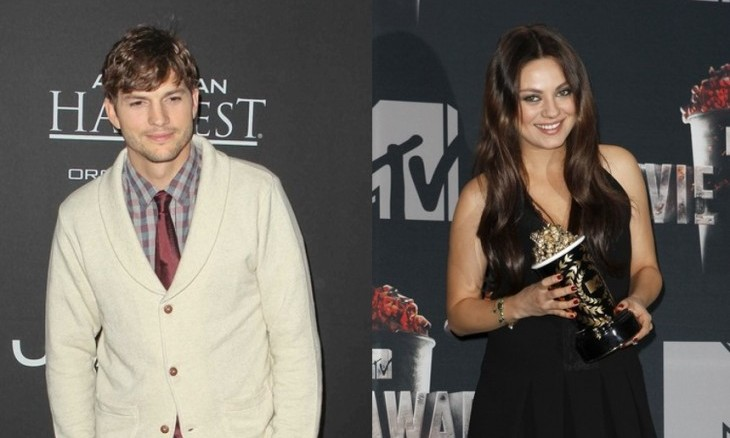 Cupid's Pulse Article: Mila Kunis and Ashton Kutcher Welcome a Celebrity Baby Girl