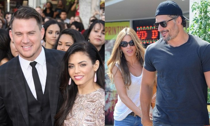 Cupid's Pulse Article: Sofia Vergara, Joe Manganiello Go On Double Date With Channing Tatum and Jenna Dewan Tatum