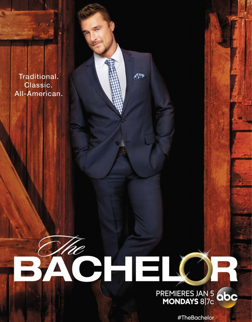 Cupid's Pulse Article: The First Official Look at Chris Soules on 'The Bachelor'
