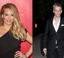 Hilary Duff Says Aaron Carter's Love Declarations Are 'Uncomfortable'