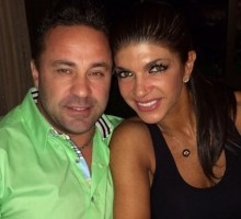 Celebrity News: Teresa Giudice Says She Will 'Miss the Passion' When Joe Goes to Prison