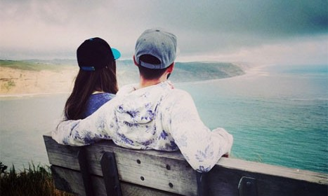 Cupid's Pulse Article: Justin Timberlake and Jessica Biel Explore New Zealand