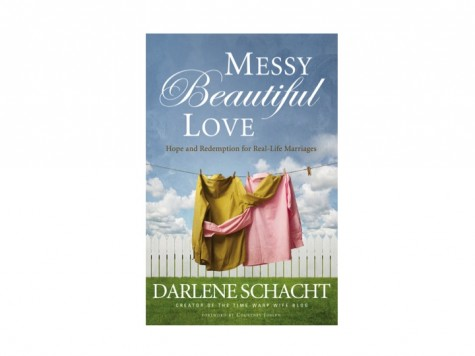 "Cupid's Pulse Article: 'Messy Beautiful Love' Author Darlene Schacht: ""True Love Doesn't Happen By Accident"""