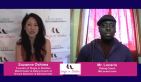 Mr. Locario reveals five signs that he's interested in you to Single in Stilettos founder Suzanne Oshima.