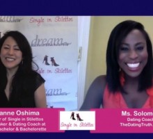 Single in Stilettos Show: Conquer Your Fear of Talking to a Handsome Man