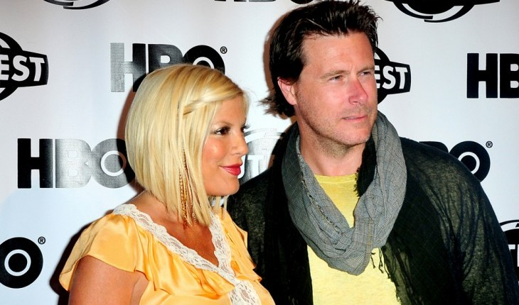 Cupid's Pulse Article: Celebrity Couple News: Dean McDermott Defends Wife Tori Spelling Against Trolls Over Bikini Pic