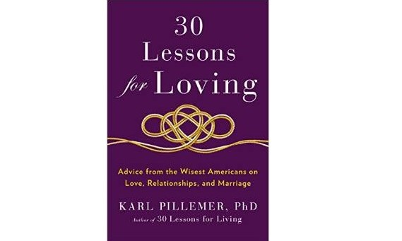 Cupid's Pulse Article: Dr. Karl Pillemer Interviews Hundreds of Americans for '30 Lessons on Loving'