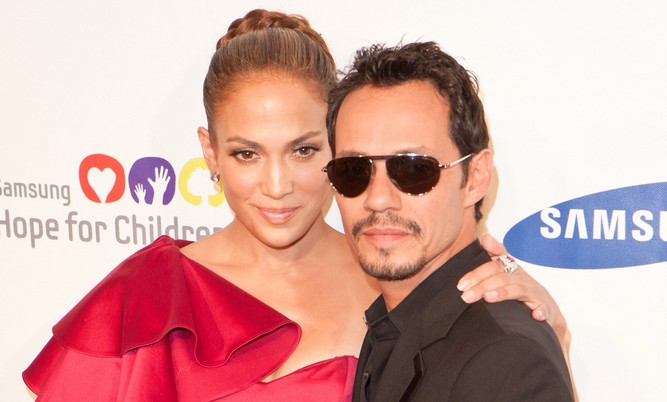 Cupid's Pulse Article: Jennifer Lopez Says Marc Anthony Predicted They'd Marry When They First Met
